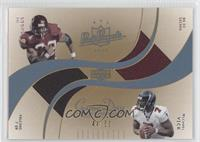 Lee Suggs, Michael Vick /50