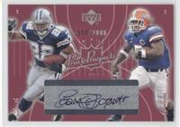 Earnest Graham, Emmitt Smith /2000