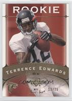 Terrence Edwards /25