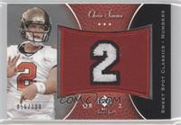 Chris Simms /100