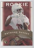 Antwone Savage /25
