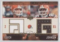 Tim Couch, Kevin Johnson /99