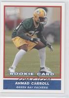 Ahmad Carroll