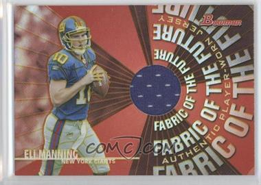 2004 Bowman [???] #N/A - Eli Manning