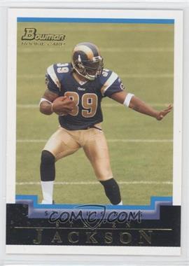 2004 Bowman White #260 - Steven Jackson /165