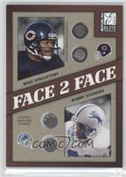 Mike Singletary, Barry Sanders /125