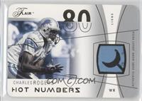 Charles Rogers /25