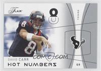 David Carr /500