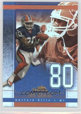 2004 Fleer Showcase - [Base] - Legacy Collection #54 - Eric Moulds /125