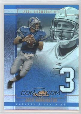 2004 Fleer Showcase [???] #35 - Joey Harrington /125