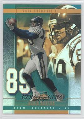 2004 Fleer Showcase [???] #5 - David Boston /125