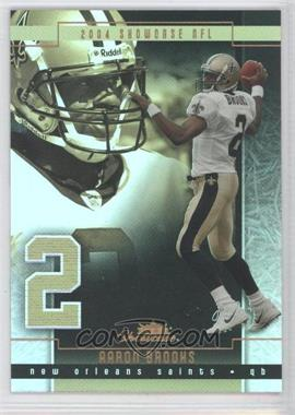 2004 Fleer Showcase Legacy Collection #94 - Aaron Brooks /125