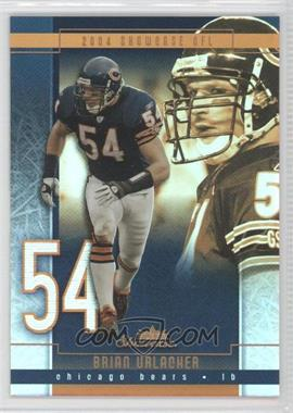 2004 Fleer Showcase Legacy Collection #97 - Brian Urlacher /125
