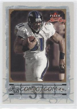 2004 Fleer Sweet Sigs Gold #40 - Jamal Lewis /99