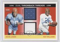 Kevin Jones, Roy Williams /100
