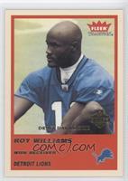 Roy Williams /375