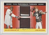 Kellen Winslow Jr., Luke McCown /75