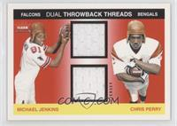 Michael Jenkins, Chris Perry /100