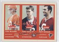 Luke McCown, Cody Pickett