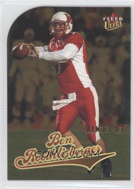 2004 Fleer Ultra Gold Medallion #213 - Ben Roethlisberger