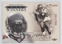Derrick Brooks /150