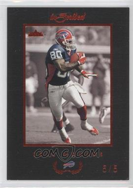 2004 Fleer inScribed [???] Red #48 - Eric Moulds /5