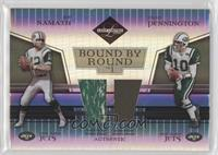 Joe Namath, Chad Pennington /25