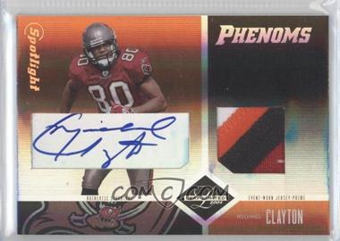 2004 Leaf Limited Bronze Spotlight #232 - Michael Clayton /25