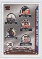 Bryan Chiu, Scott Flory, Neal Fort, Uzooma Okeke, Paul Lambert