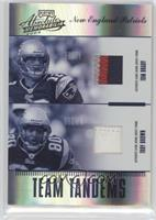 Tom Brady, Troy Brown /25