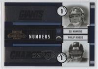 Eli Manning, Philip Rivers /1500