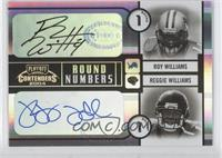 Reggie Williams, Roy Williams /100