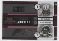 Reggie Williams, Roy Williams /250