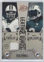 Jay Fiedler, Ricky Williams, Chris Chambers, Zach Thomas /150