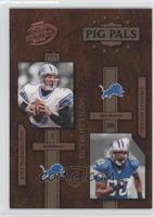 Joey Harrington, Charles Rogers /1050