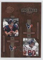 David Carr, Andre Johnson /1050