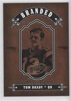 Tom Brady #792/1,250