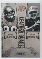 Michael Clayton, Kellen Winslow Jr., Michael Jenkins, Julius Jones /1250