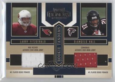 2004 Playoff Honors [???] #RT-3 - Devery Henderson, Philip Rivers, Tatum Bell, Danny Walters