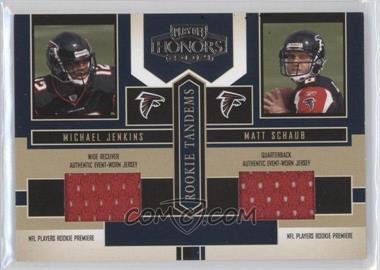 2004 Playoff Honors [???] #RT-4 - Michael Jenkins, Matt Schaub