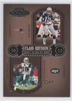 Chad Pennington, Tom Brady /1500