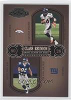 Clinton Portis, Jeremy Shockey /1500