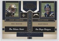 Devery Henderson, Darius Watts, Philip Rivers, Tatum Bell /1250