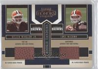 Kellen Winslow Jr., Luke McCown /125