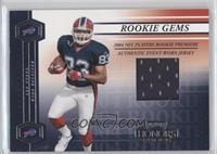 Rookie Gems - Lee Evans /750