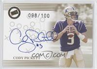 Cody Pickett /100