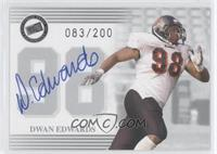 Dwan Edwards /200