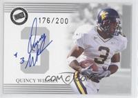 Quincy Wilson /200