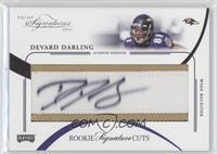 Rookie Signature Cuts - Devard Darling /99