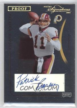 2004 Prime Signatures [???] #98 - Patrick Ramsey /11